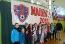 Halowy turniej piłki nożnej NAREW CUP 2015 dla rocznika 2005
